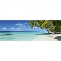 Välitilatarra Dimex Paradise Beach, 180-350x60cm