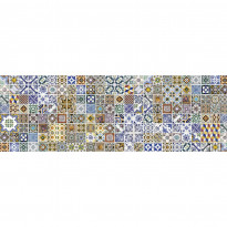 Välitilatarra Dimex Portugal Tiles, 180-350x60cm