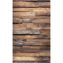 Kuvatapetti Dimex Wooden Wall, 150x250cm