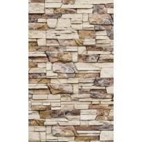 Kuvatapetti Dimex Stone Wall, 150x250cm