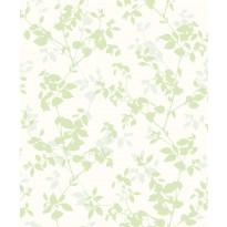 Tapetti Nordic Elegance NG3105, 0.53x10.05 m, valkoinen/vihreä/sininen/hopea, non-woven