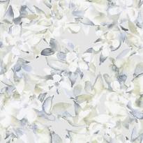 Tapetti YALA Flower Light Grey YA19530, 0.53x10.05 m, monivärinen, non-woven