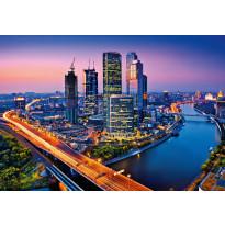 Valokuvatapetti 00125 Moscow Twilight 8-osainen 366x254cm