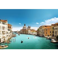 Valokuvatapetti 00146 Canal Grande Venice 8-osainen 366x254 cm