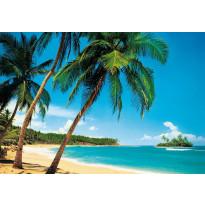 Valokuvatapetti 00241 Ile Tropicale 8-osainen 366x254 cm