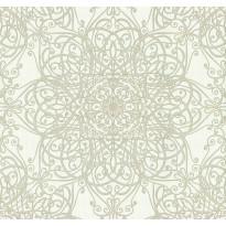 Tapetti AM-Walls Fashion for Walls 02465-50 0,53x10,05 m, valkoinen