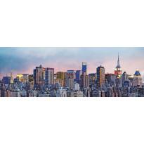 Valokuvatapetti 00370 New York Skyline 4-osainen 366x127cm