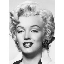 Valokuvatapetti 00412 Marilyn Monroe 4-osainen 183x254cm