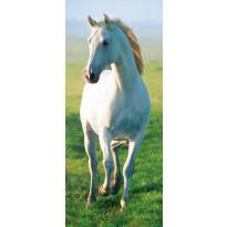 Ovitapetti 00514 White Horse 86x200cm