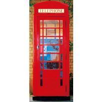 Ovitapetti 00549 Telephone Box 86x200cm