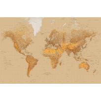 Juliste Giant Art 00623 The World 175x115 cm