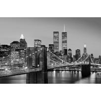 Juliste Giant Art 00625 Manhattan Skyline at Night 175x115cm