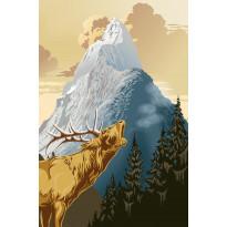 Juliste Giant Art 00633 King of the Mountain 115x175cm