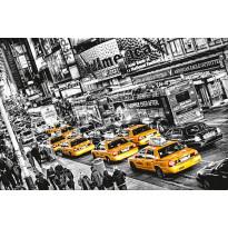 Juliste Giant Art 00696 Cabs Queue 175x115 cm