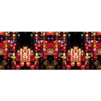 Valokuvatapetti Quattro Lampion 8-osainen 372x280cm