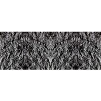 Valokuvatapetti Quattro Black paper 8-osainen 372x280cm