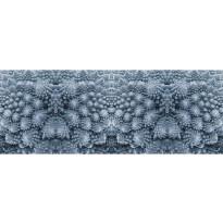Valokuvatapetti Quattro Blue Organic 8-osainen 372x280cm