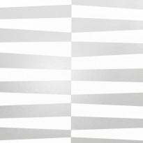 Tapetti Inspired Geo Stripe 1220280 0,53x10,05 m valkoinen/helmiäishopea non-woven