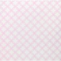 Tapetti Inspired Circle 1220522 0,53x10,05 m vaaleanpunainen non-woven