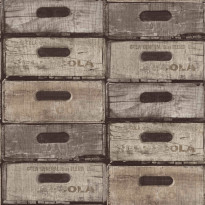 Tapetti AM-Walls Warehouse EW3302 0,53x10,05 m, harmaa