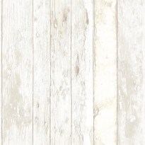 Tapetti Wooden Wall PE10030 0,53x10,05 m beige non-woven