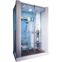 Infrapuna-höyrysauna-suihkukaappi Saunatar Elite 22