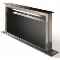 Liesituuletin Savo T-9309-B3, pöytämalli, 90cm, musta/lasi