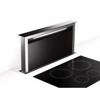 Liesituuletin Savo T-9309-B 90 cm musta/lasi tasomalli