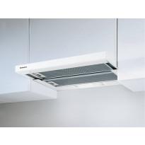 Liesituuletin Savo P-2206-W 60 cm valkoinen LED