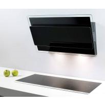 Liesikupu Savo, eCH-6908-B, 80cm, LED, musta lasi