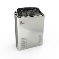 Sähkökiuas Mini X 3,0kW (2-4m³), erillinen ohjauskeskus