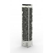 Sähkökiuas Sawo Wall Tower, 3kW (2-4m³), erillinen ohjauskeskus