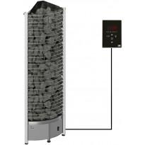 Sähkökiuas SAWO Tower Corner Ni2, 8kW, 7-13m³, erillinen ohjaus