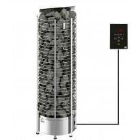Sähkökiuas SAWO Tower Wall Ni2, 8kW, 7-13m³, erillinen ohjaus