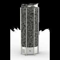 Sähkökiuas Wall Tower, 12kW (11-18m³), erillinen ohjauskeskus