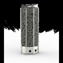 Sähkökiuas SAWO Wall Tower, 9kW, 8-15m³, kiinteä ohjauskeskus