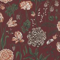 Aurélie burgundinpunainen 434-84