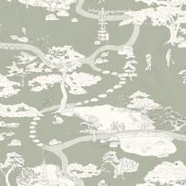 Kenrokuen vihreä 239-58