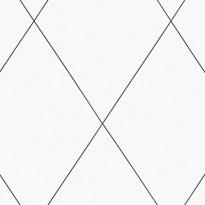 Tapetti Sandberg Robin mustavalkoinen 0,53x10,05 m, non-woven