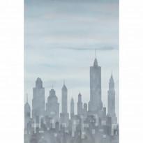 Paneelitapetti Sandberg New York 621-04 1,8x2,7m, non-woven