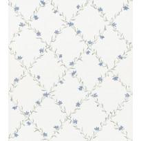 Ewa valkoinen/sininen 806-56