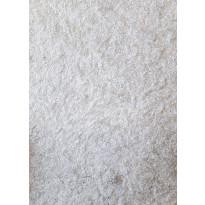 Nestemäinen kangastapetti SBL, TYP31-5, valkoinen/harmaa