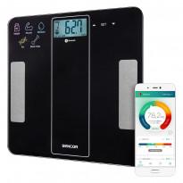 Fitnessvaaka Sencor SBS8000BK Bluetooth