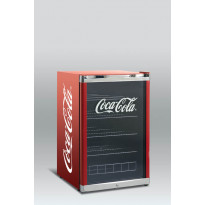 Coca-Cola jääkaappi Scancool High Cube, 115L