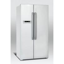 Jääkaappipakastin Scancool SKF 500 A+, 1750x920x680 mm, 481l, valkoinen