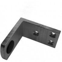 Porttistoppari Scandkom alumiinia 60x60mm