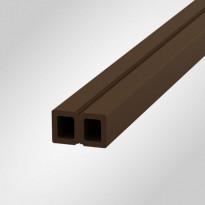 Aluslauta Scandkom WPC 30x50x4200mm, puukomposiitti, ruskea