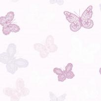 Tapetti Sandudd Butterfly Pink 100114, 0.53x10.5m