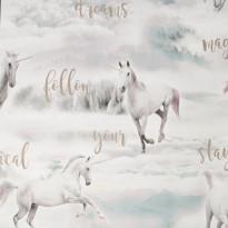 Tapetti Sandudd Unicorn Dreamland 106941, 0.53x10.5m