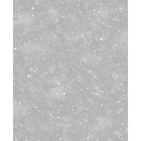 Tapetti Sandudd Constellation Grey Glow In The Dark 108014, 0.53x10.5m